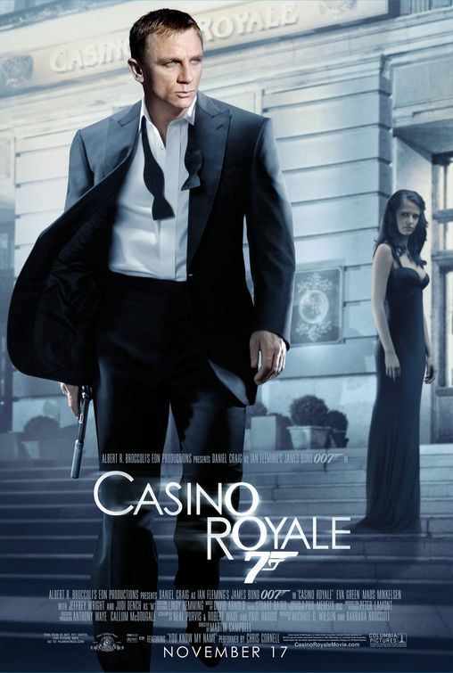 James Bond 007 - Casino Royale (ENG)