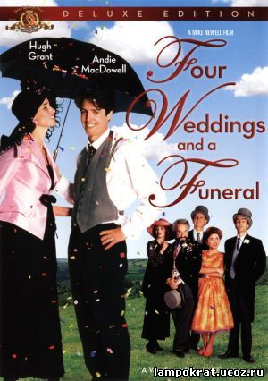 Four Weddings and a Funeral (ENG) (1994)