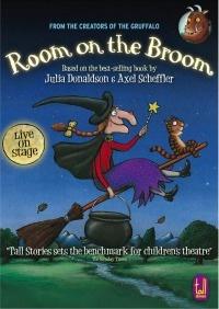 Место на метле /Верхом на помеле/ Room on the Broom (2012)